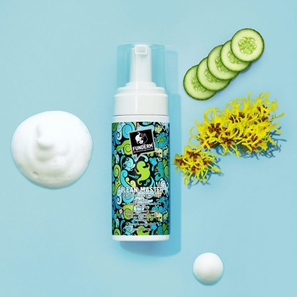 CLEAN MASTER FOAM | Gentle cleansing foam 150ML