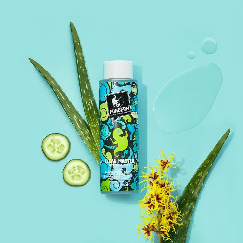 CLEAN MASTER TONER | Refreshing toner 200ML